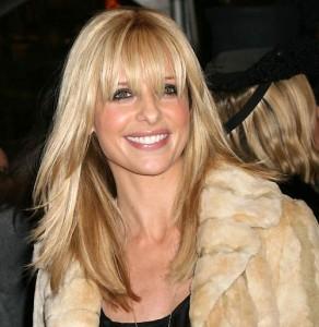 Sarah Michelle Gellar hairstyle